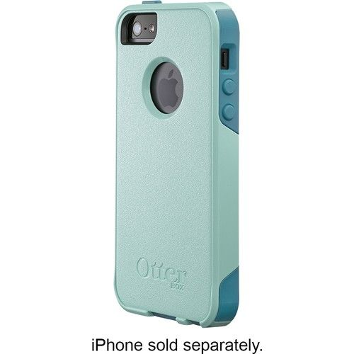 OtterBox - Commuter Series Case for Apple® iPhone® 5 and 5s - Reflection