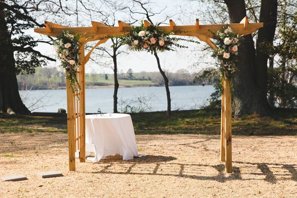 Wedding Arches For Outdoor Weddings