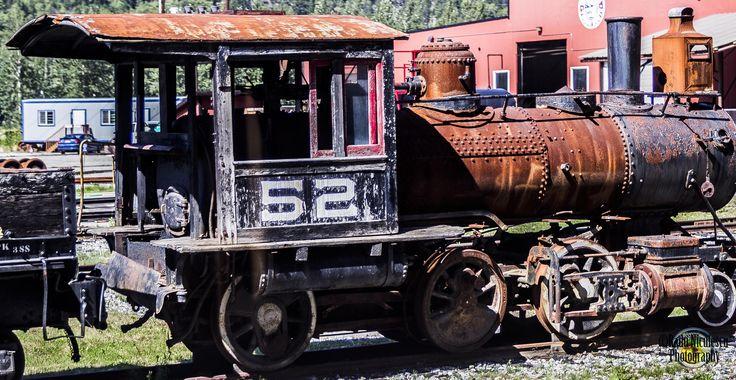 The White Pass & Yukon Route Railroad