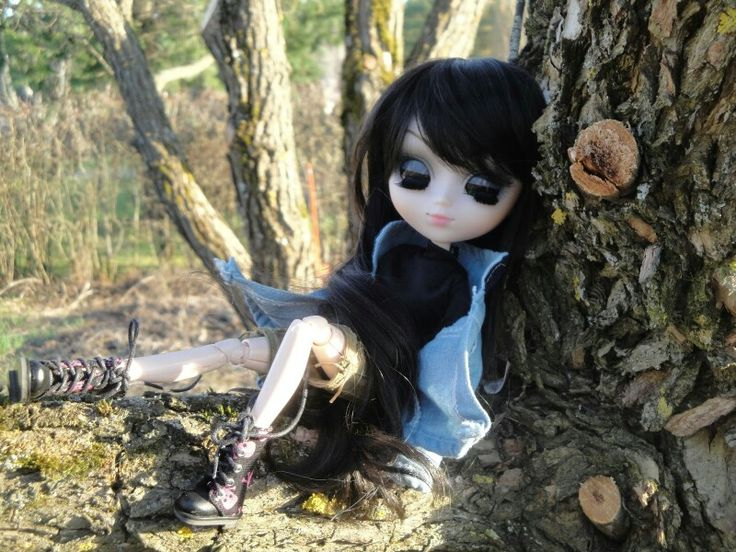 Let's have a break (Celiné - Pullip Yuki)
