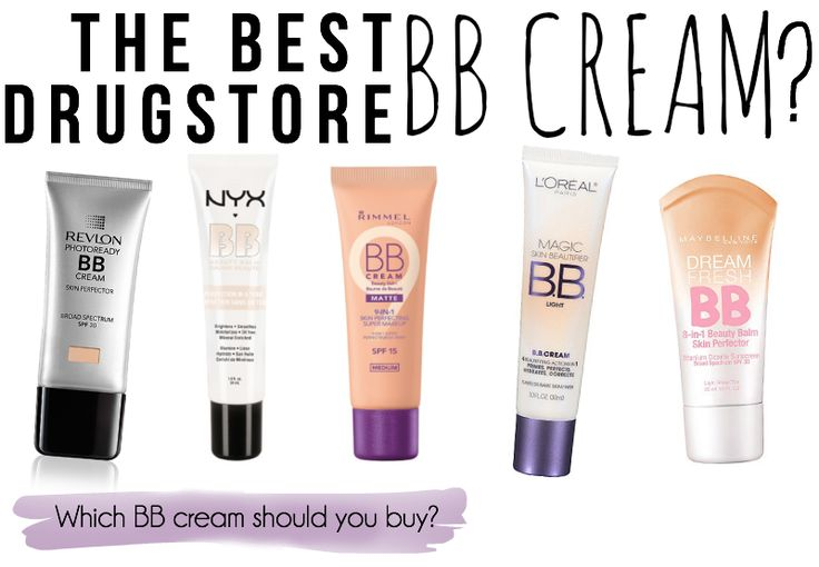 But first, coffee.: The Best Drugstore BB Cream?