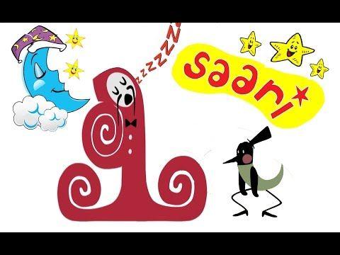 Sleepwalk - Saari - Musical Cartoons For Kids