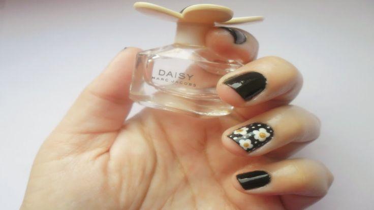 INSPIRED: Daisy Marc Jacobs ▎Nail Art Tutorial
