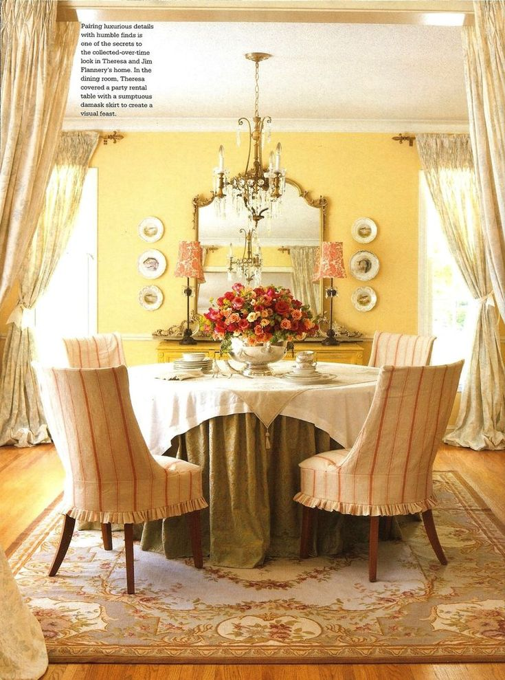 172 best Decorating - Dining Rooms images on Pinterest | Dinner ...