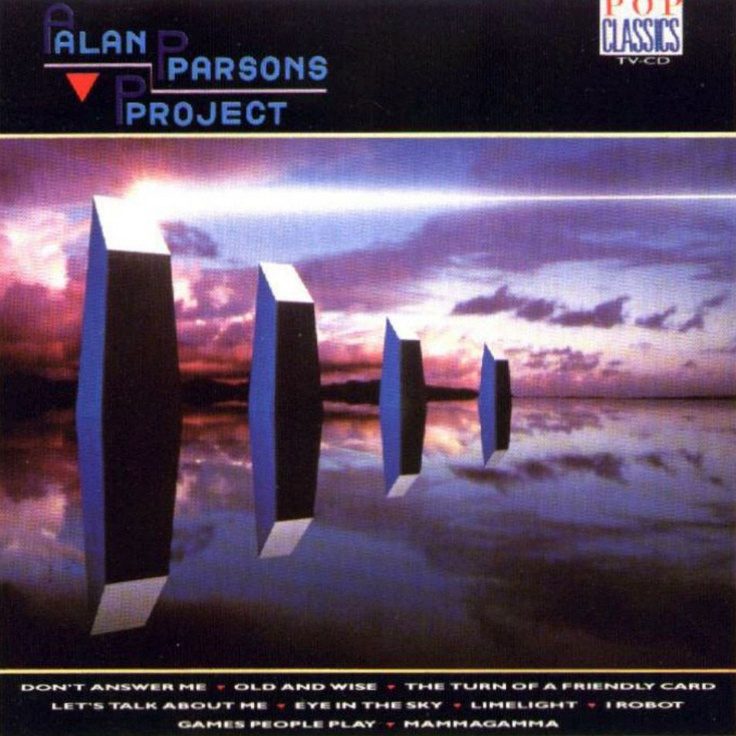 Alan Parsons Project - Pop classics