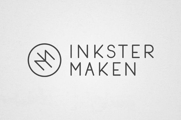 Logo / Inkster Maken