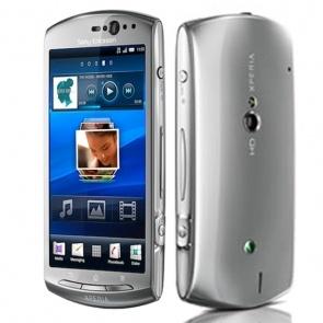 Sony Ericsson MT15I Neo Silver