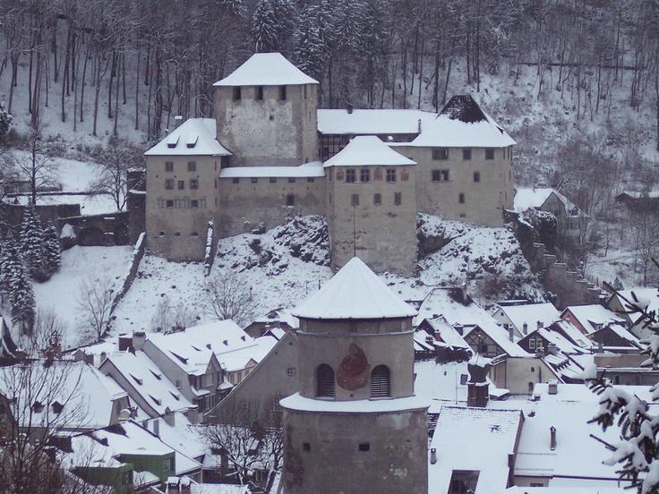 Feldkirch (Schattenburg & Katzenturm)