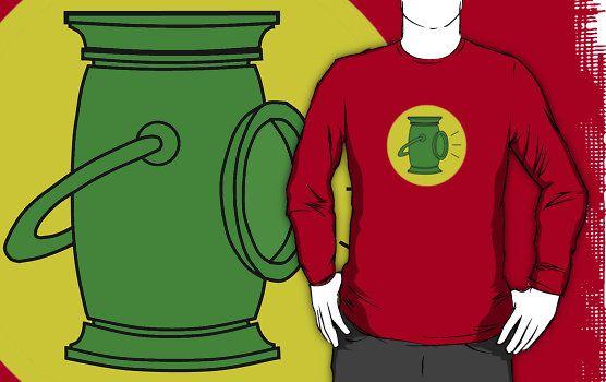 Alan Scott - Original Green Lantern by HorriblenessPhD