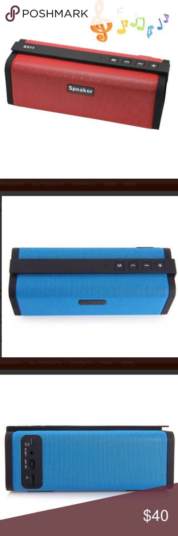 Bluedio BS-3 Bluetooth Wireless Stereo Speakers Bluedio Bluetooth Wireless Stereo Speakers Portable Outdoor Speakers,PC/IOS Accessories