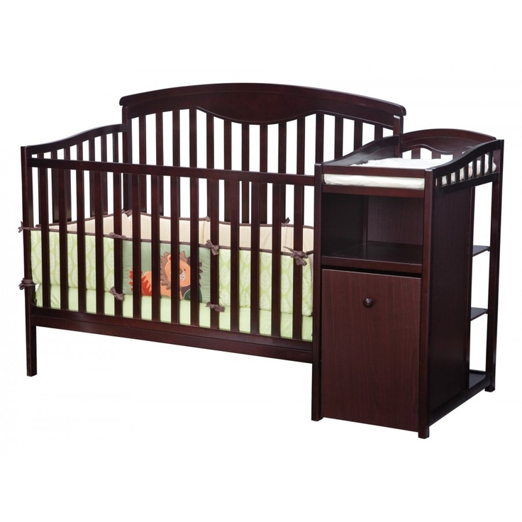 Delta Children S Products Shelby Crib And Changer In