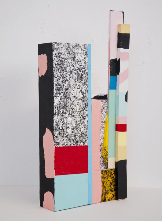 Brandon Chuesy sculpture   sightunseen.com