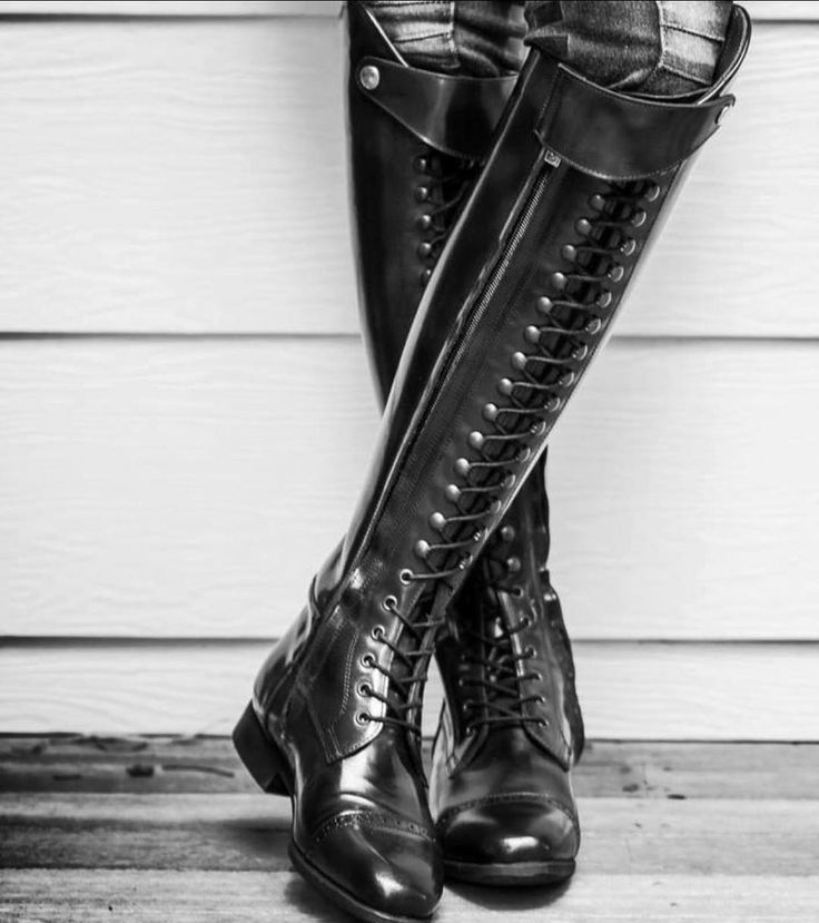 The Bia - A stunning boot with a distinctly European feel. Perfect fit, style…