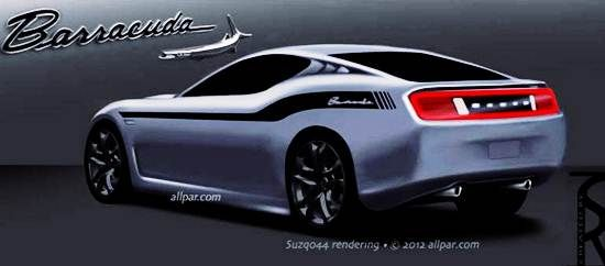 2019 Dodge Barracuda Rumors - Despite rapidly rising Challenger sales in 2015, so a new breed of muscle car has been released, sales began to decline in