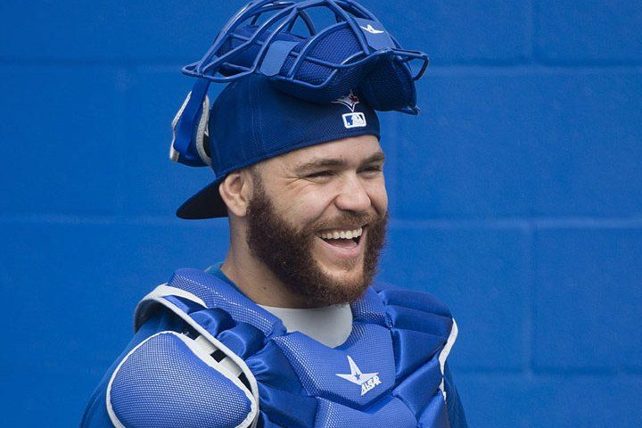 russell martin blue jays - Google Search