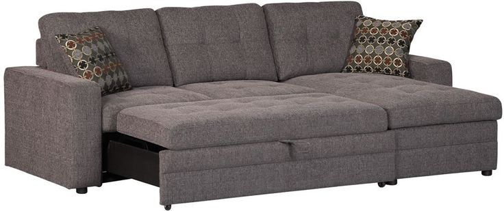 Small Sectional Sofas Sleeper
