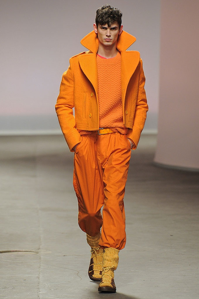 Amazing jacket Topman Design AW13 #LondonCollections