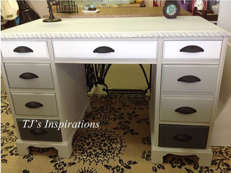 Drawers Are Amy Howard High Performance Furniture Lacquer With Top Coat