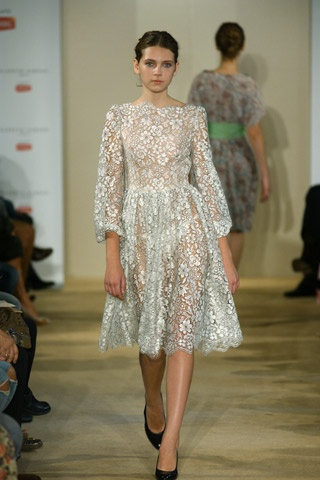 Elspeth Gibson Lace Dress