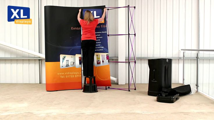 Exhibition Stand Assembly : Best images about pop up display stands on pinterest