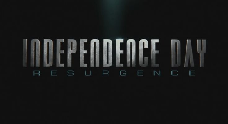 INDIPENDENCE DAY: RESURGENCE | Online il primo trailer ufficiale