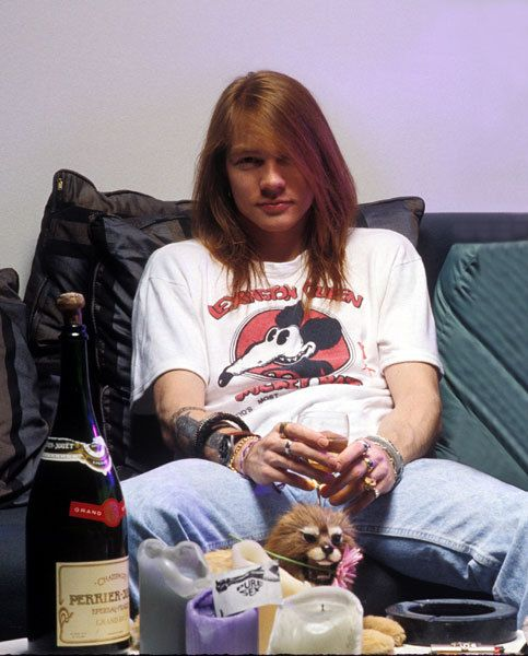 Axl Rose, GNR                                                                                                                                                                                 Mais