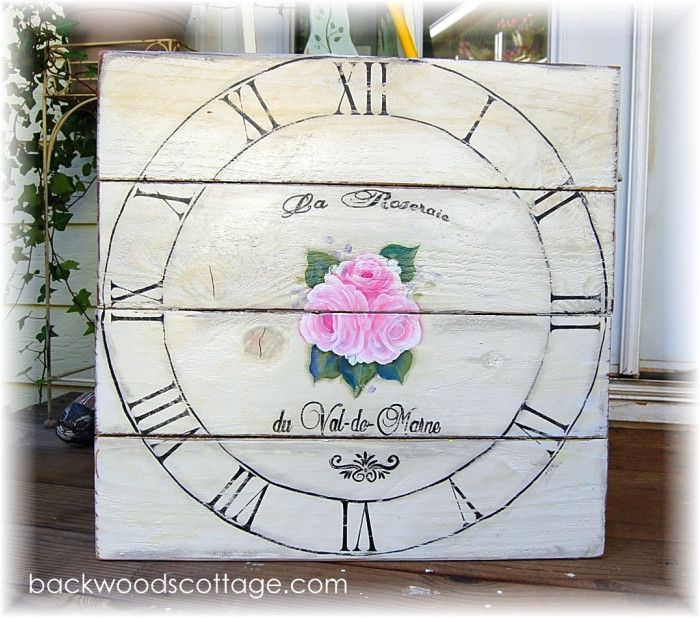 69 Best CLOCKS DIY Images By Laura On Pinterest