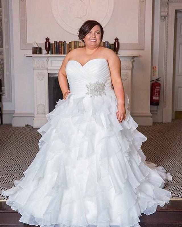 elegant plus size wedding dresses