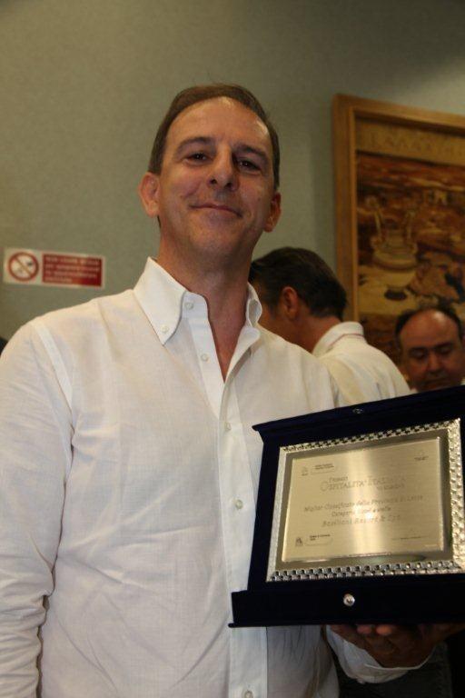 Premiazione Lecce 2013