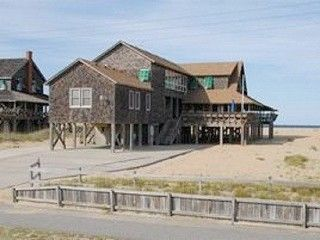 12 best old beach cottages on the OBX images on Pinterest