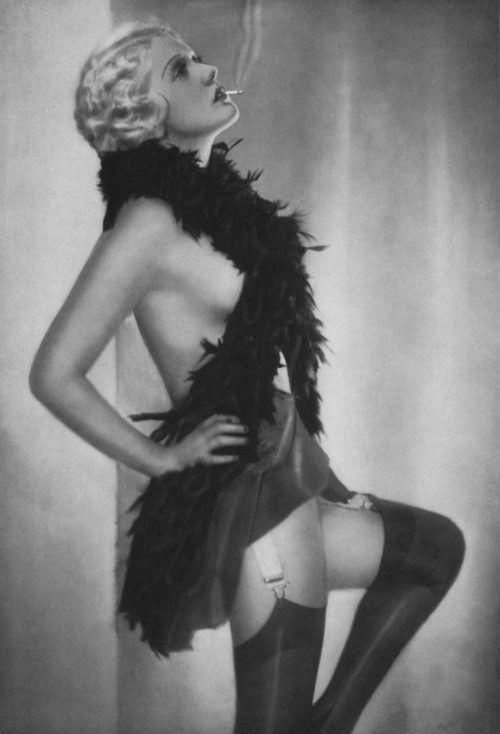 Berlin burlesque, 1920s