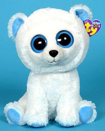 polar bear beanie boo