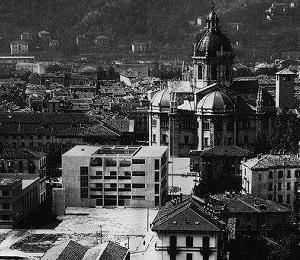 G. Terragni, Casa del Fascio, 1936, Como, Italy