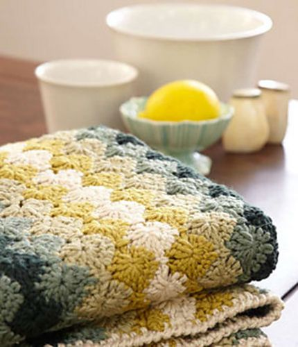 great colour combination - greenway - by donna yacino {free pattern}