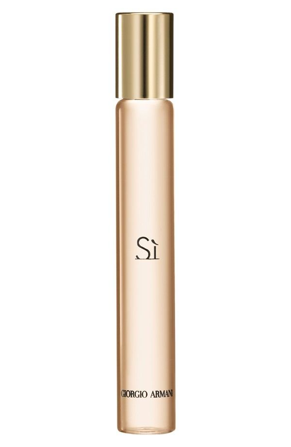 Giorgio Armani 'Si' Rollerball available at #Nordstrom rose smell