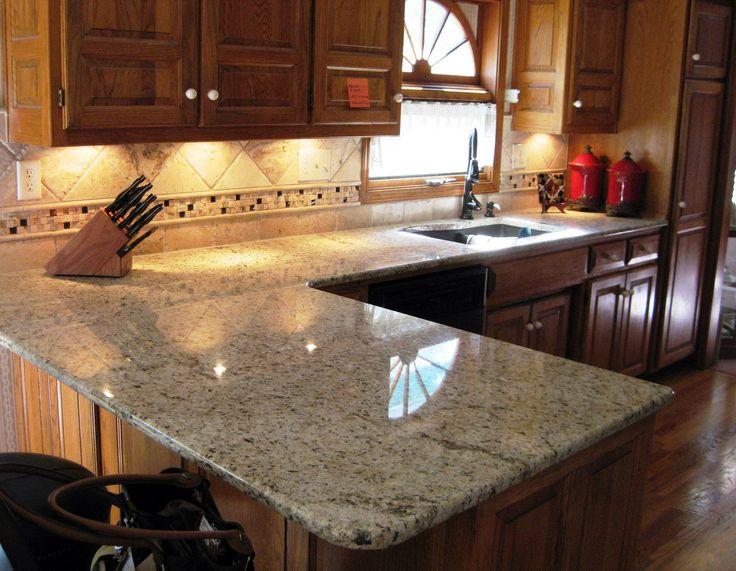 Kitchen Cabinets And Granite Countertops best 25+ santa cecilia granite ideas on pinterest | granite colors