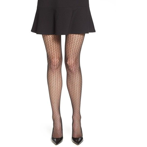 Wolford 'Comet' Swarovski Crystal Embellished Fishnet Tights ($140) via Polyvore featuring intimates, hosiery, tights, wolford, fishnet tights, fishnet hosiery, galaxy tights and cosmic tights