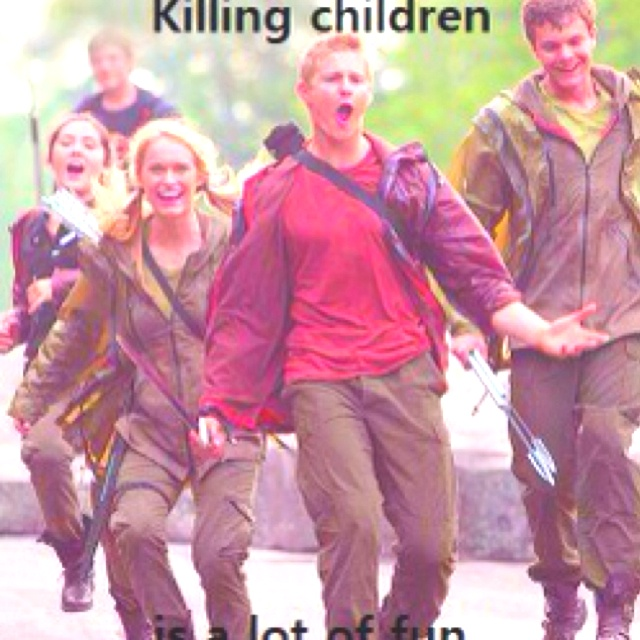 Hunger Games #Cato #Glimmer #Clove #Marvel: Funny, Hunger Games, Hungergames, Movie, Games Trilogy, The Hunger Game