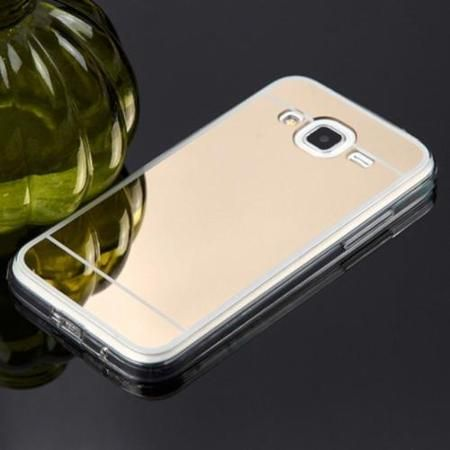Insten Hard Cover Case For Samsung Galaxy Core Prime - Gold