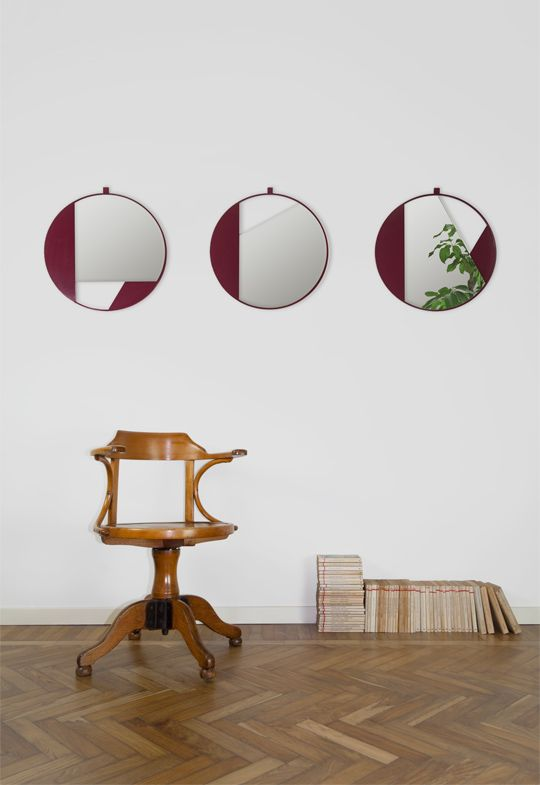 Revolution_wall mirror