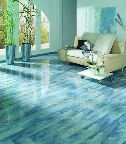 Contemporary Flooring Ideas, Decorative Self Leveling Floor