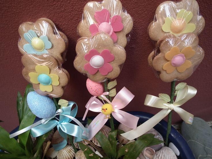 Ramo flores Páscoa