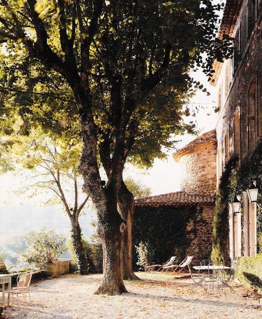 ~linen & lavender: Chateau de Gignac
