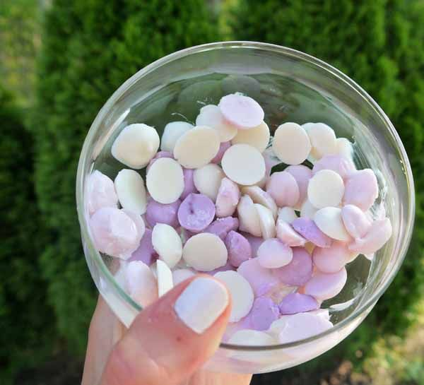 homemade frozen yogurt drops - great summer snack for the little ones!