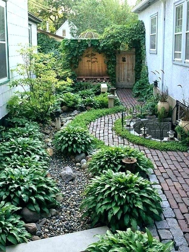 Low Maintenance Outdoor Plants Gardening Creating Garden In India Backyard Landscaping Designs Front Yard Landscaping Design Small Garden Design