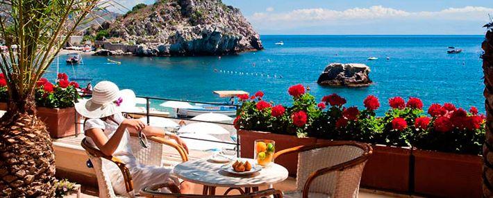 Таормина, Сицилия, Италия