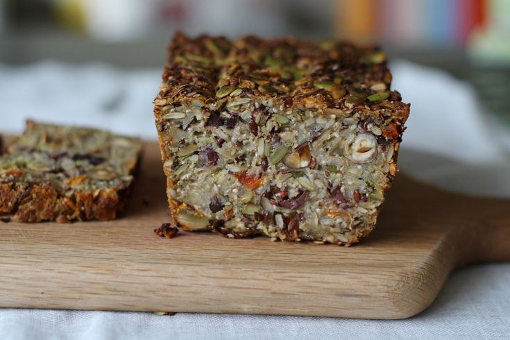 The Meal in a Mouthful Savoury Loaf – The Holistic Ingredient