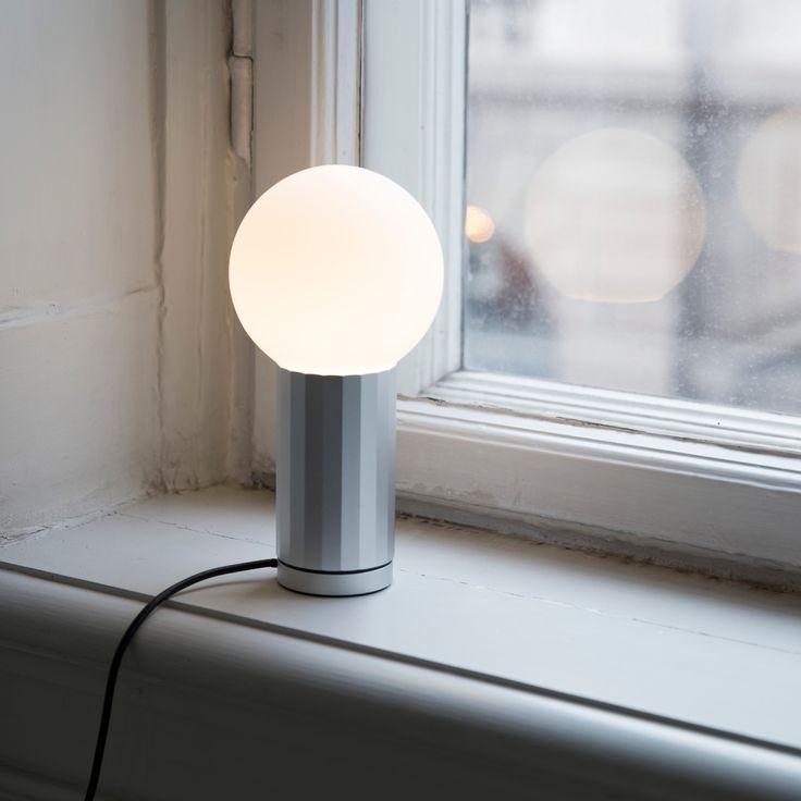 Turn On lamp.