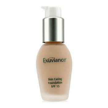 Exuviance Skin Caring Foundation SPF 15 - # Ivory 30ml/1oz - http://aromata24.gr/exuviance-skin-caring-foundation-spf-15-ivory-30ml1oz/