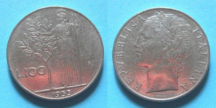 Valore Moneta 100 Lire